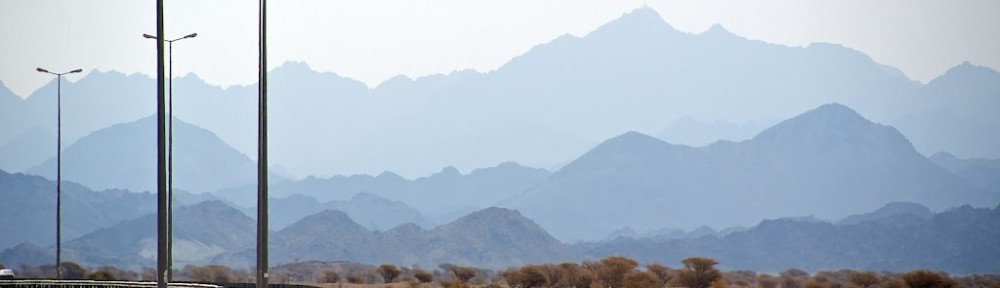 Hatta mountains