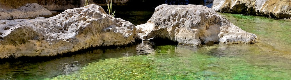 Wadi Tiwi weekenduae