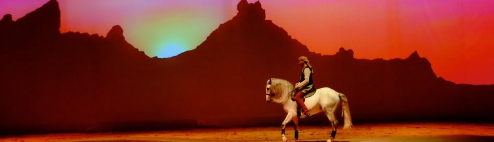 Cavalia in Abu Dhabi at Qasr al Hosn Festival c Paolo Rossetti