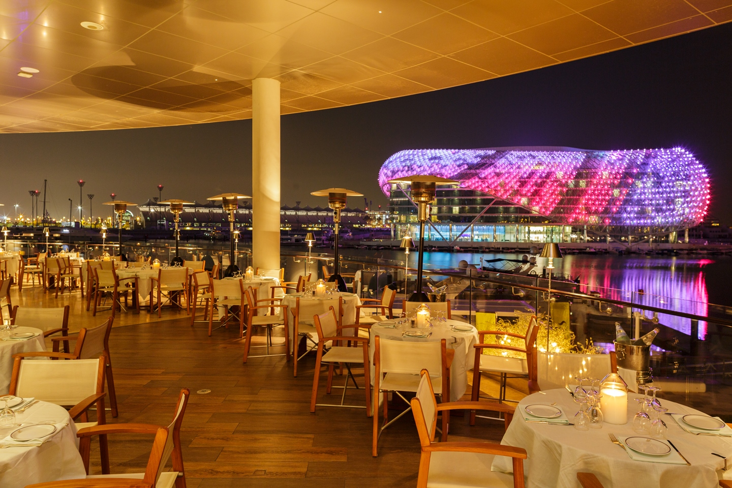 weekend dining at cipriani in abu dhabi weekend ideas