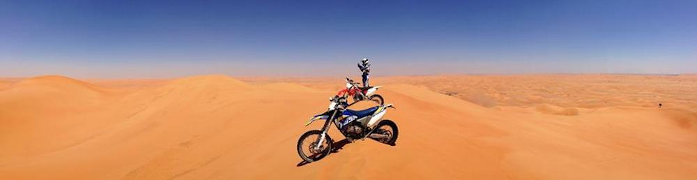 Moto Desert Tours