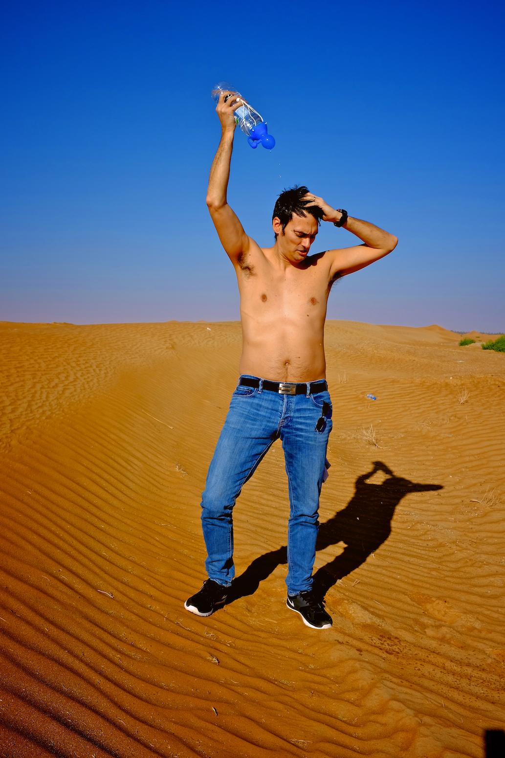 SpaTap UAE desert