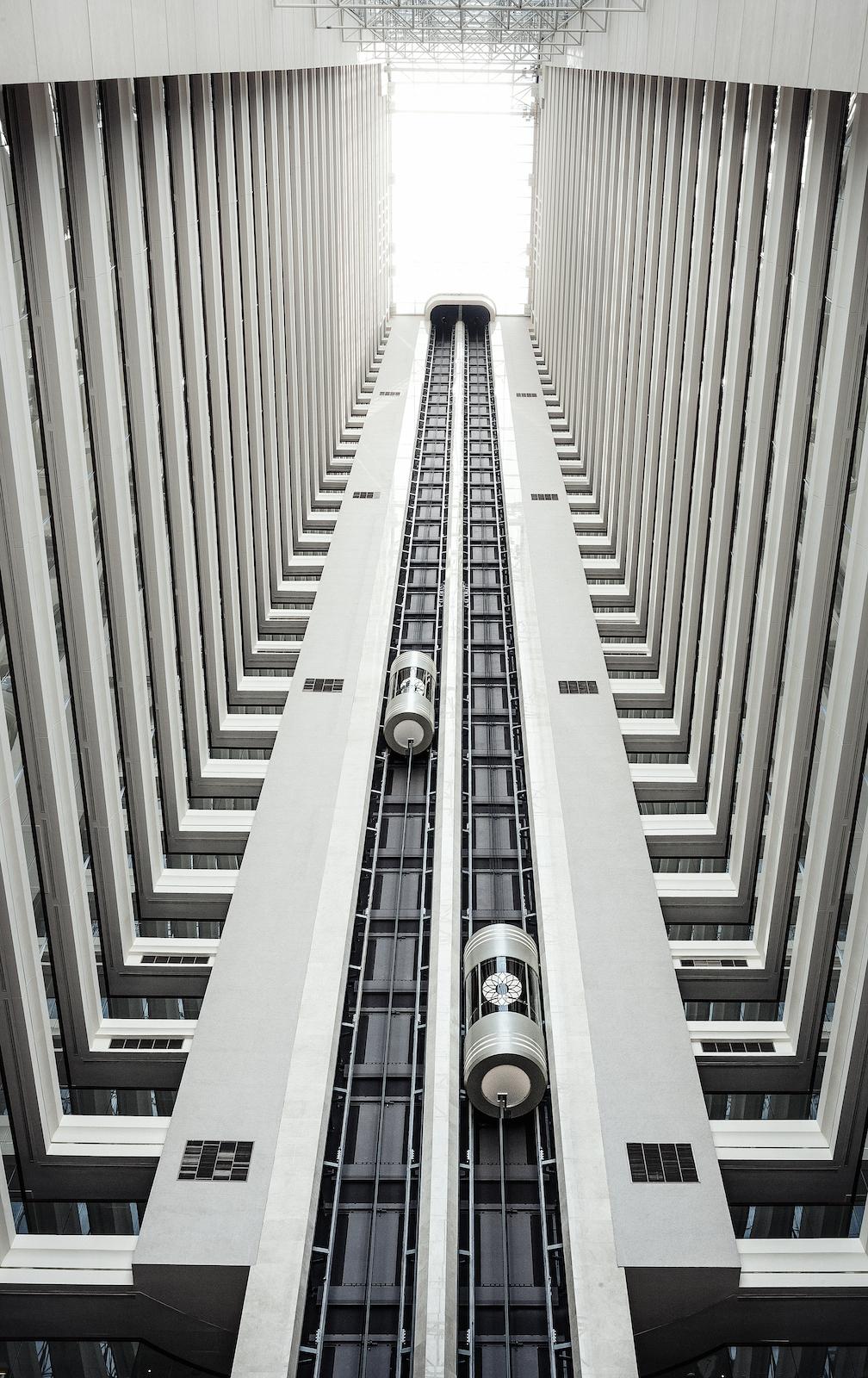 Entrance Lift