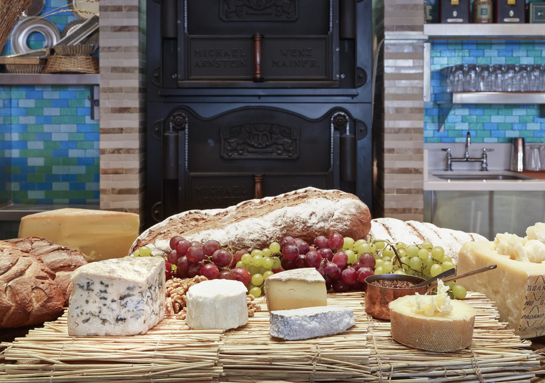 Les Cuisines Cheese Corner