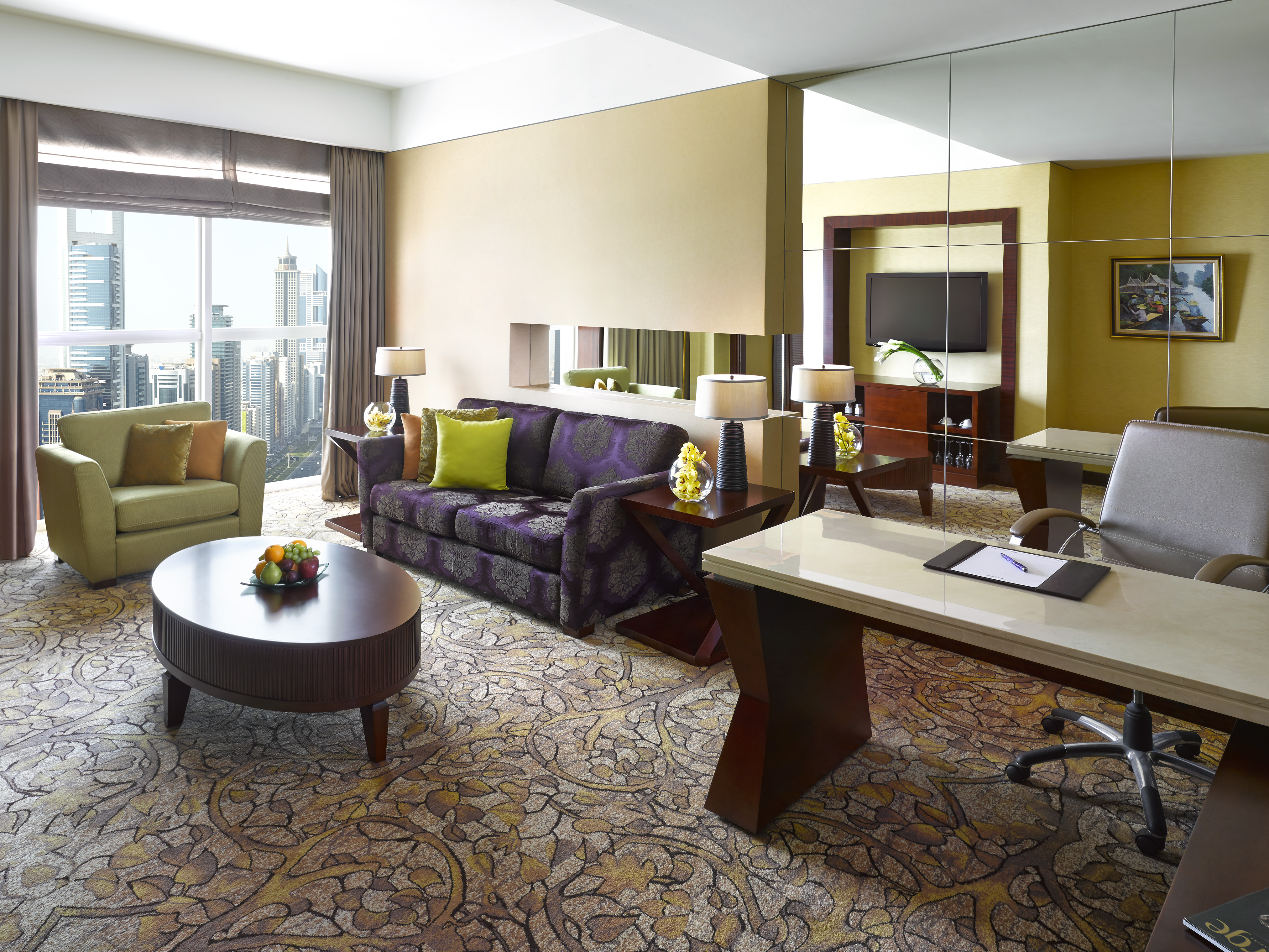 Weekend at dusit thani hotel in dubai weekend ideas for for Hotel week end
