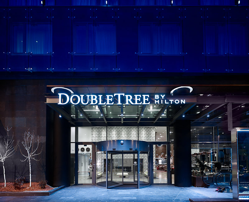 Double Tree by Hilton Zagreb Croatia