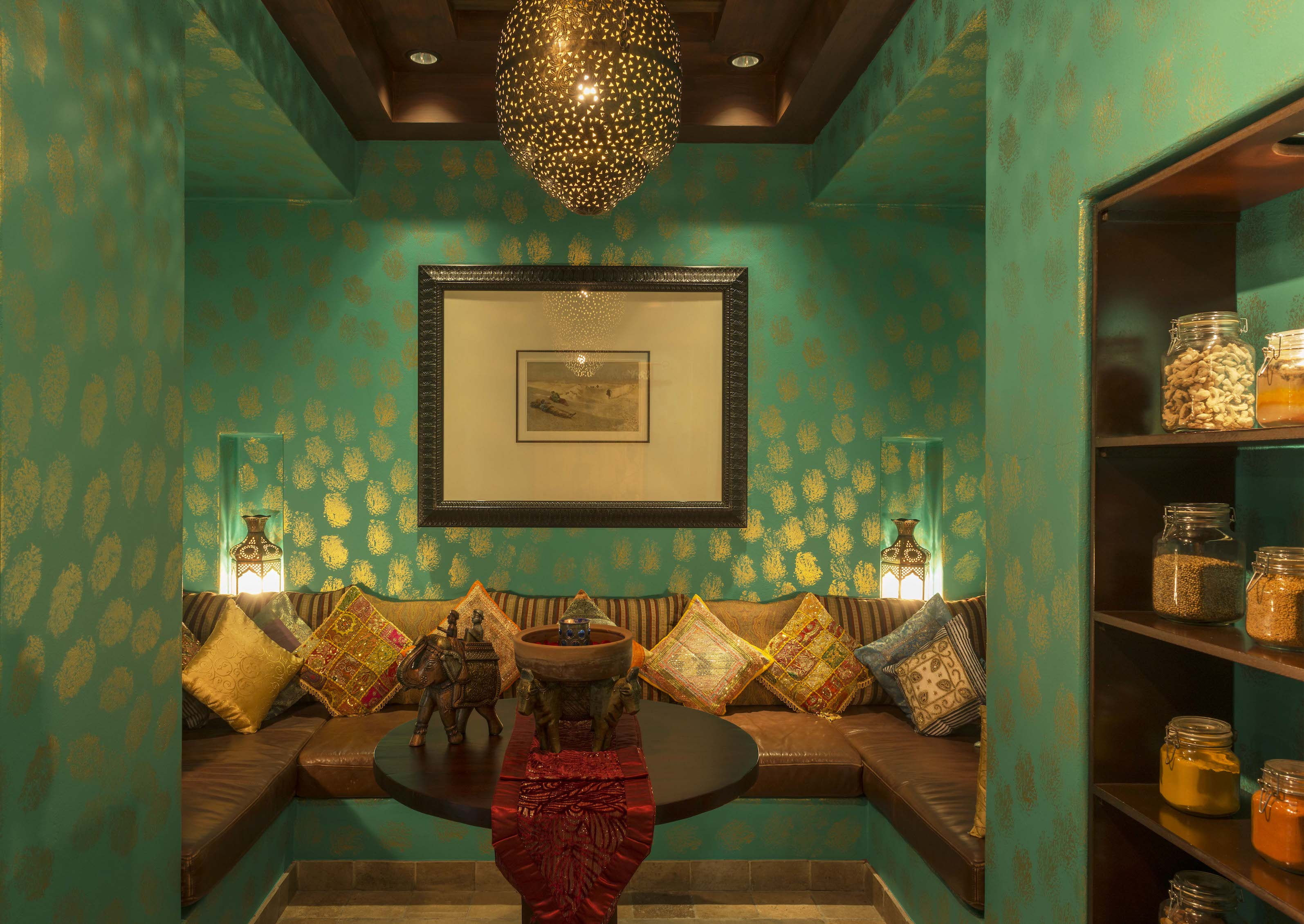 Pic 6 - Masala Entrance Area