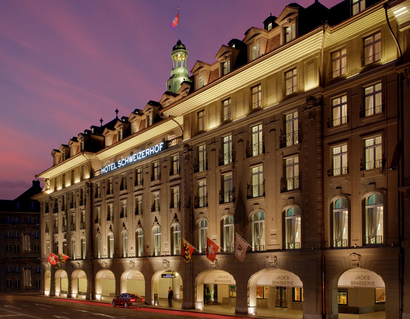 Hotel Schweizerhof Bern Switzerland