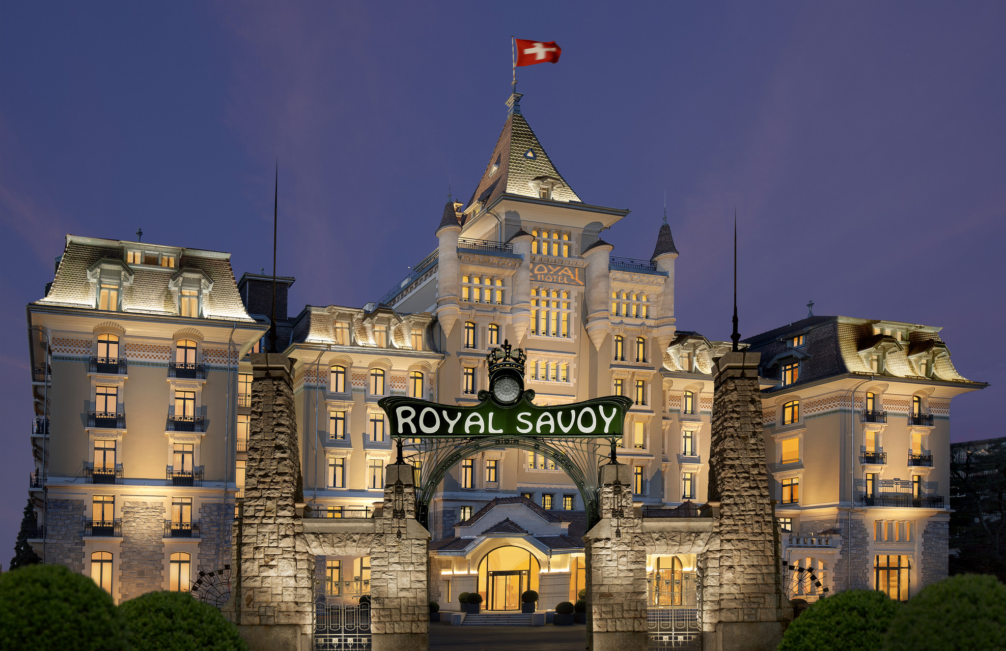 Royal Savoy Lausanne