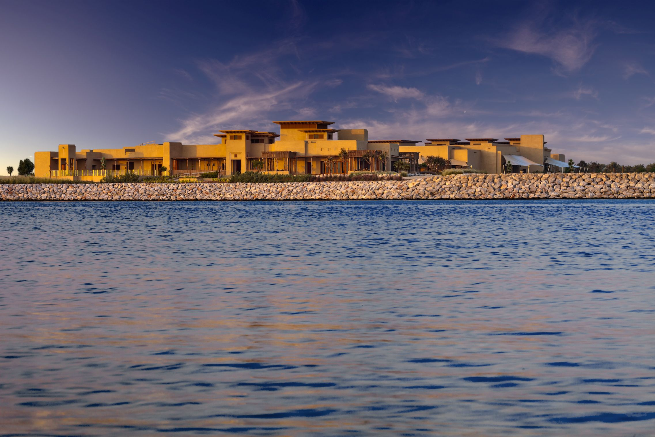 Sir Baniyas Islands Resort Spa Anantara