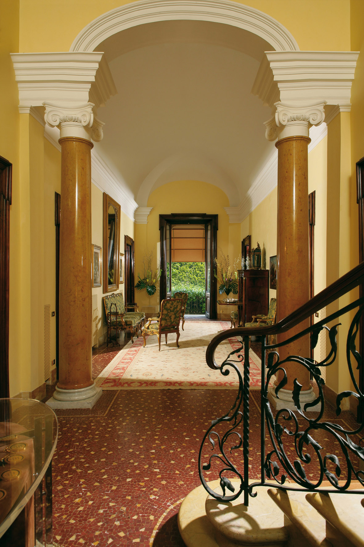Weekend at Villa Spalletti Trivelli in Rome Italy Weekend ideas