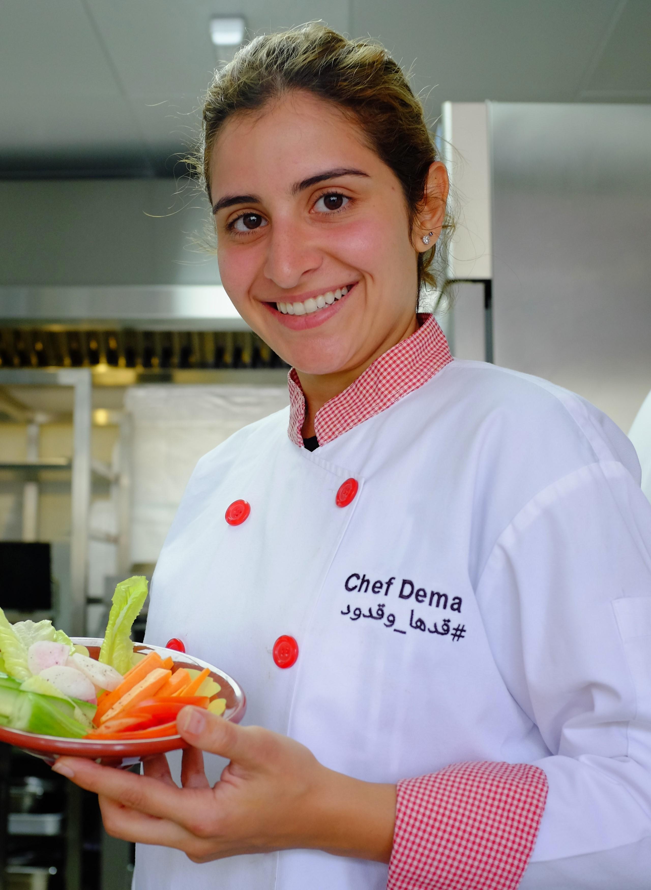 Chef Dema