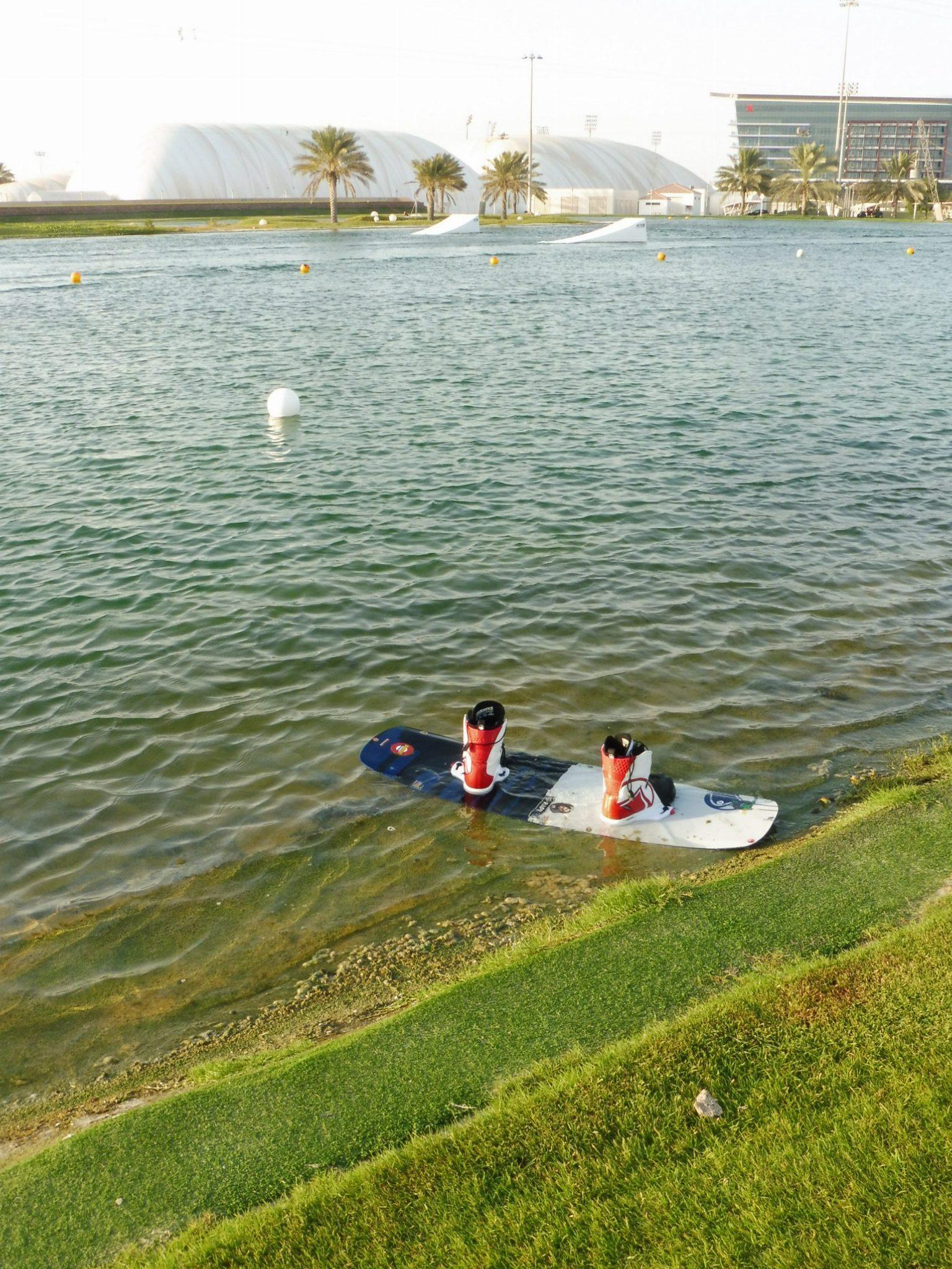 weekenduae Al Forsan wakeboarding