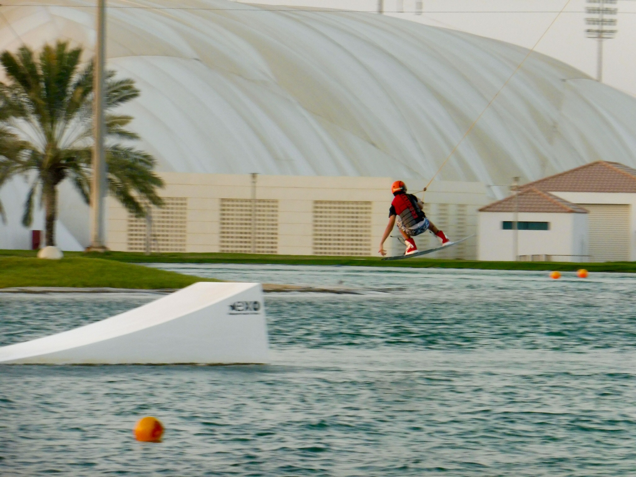 weekenduae wakeboarding Al Forsan