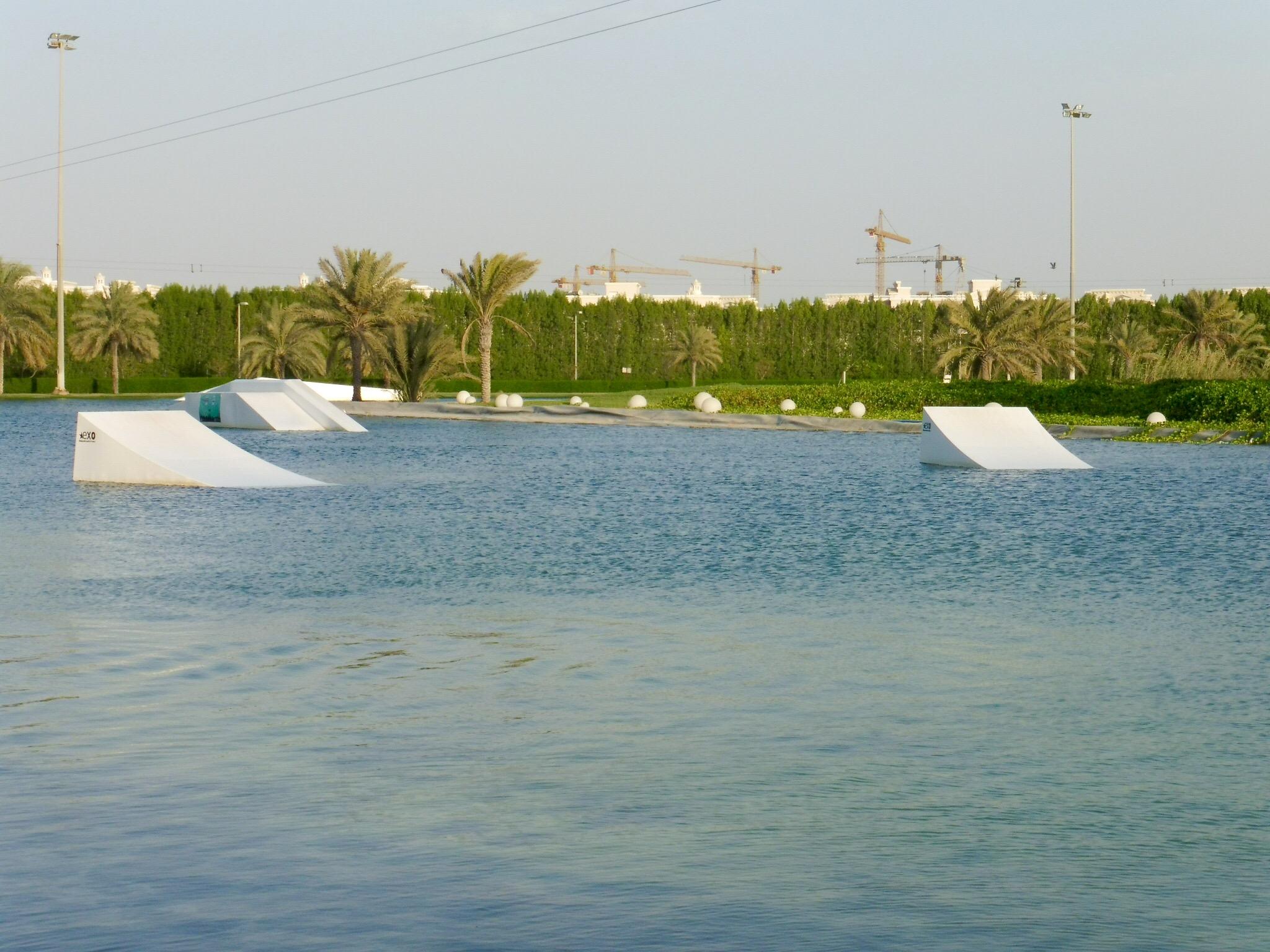 weekenduae Al Forsan wakeboard