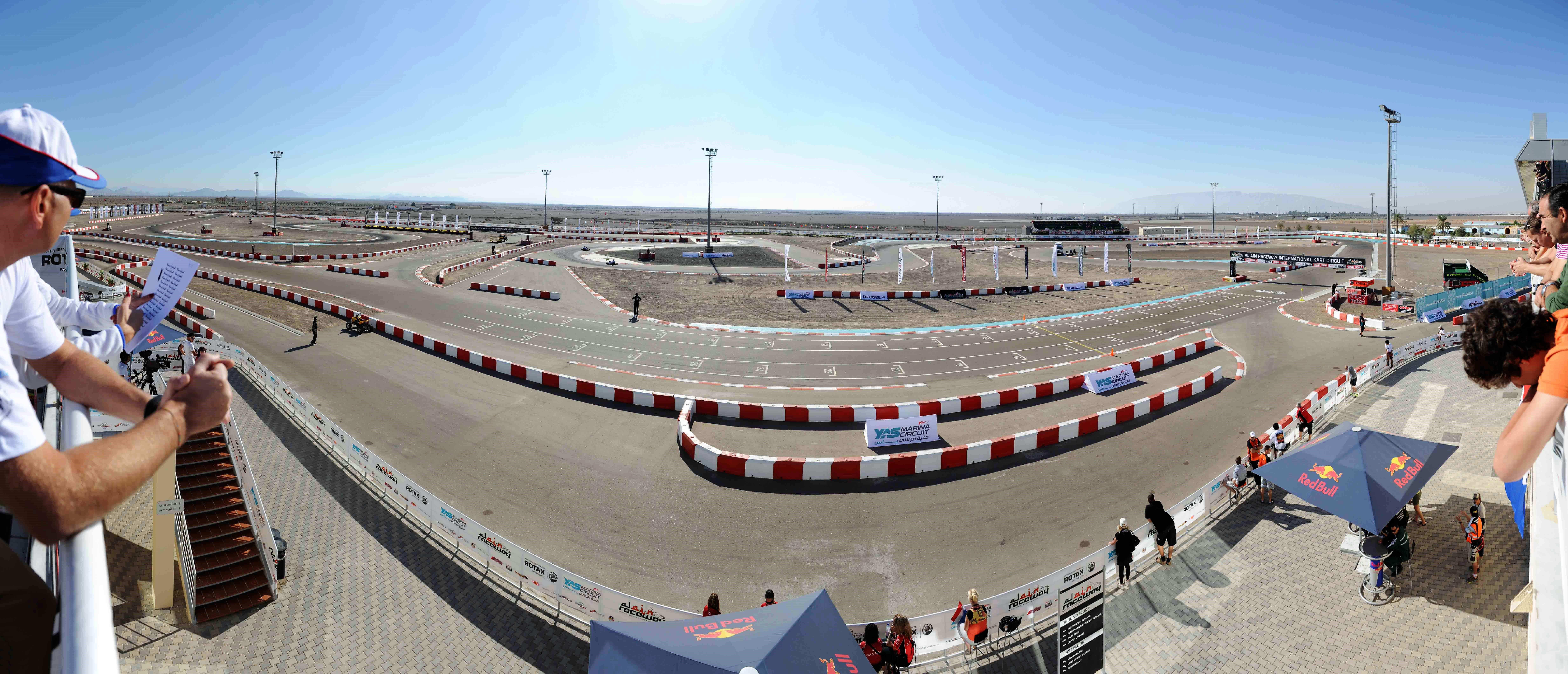 weekenduae Al Ain go-karting