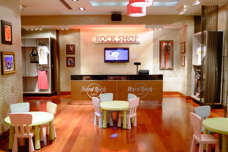 weekenduae Hard Rock Cafe