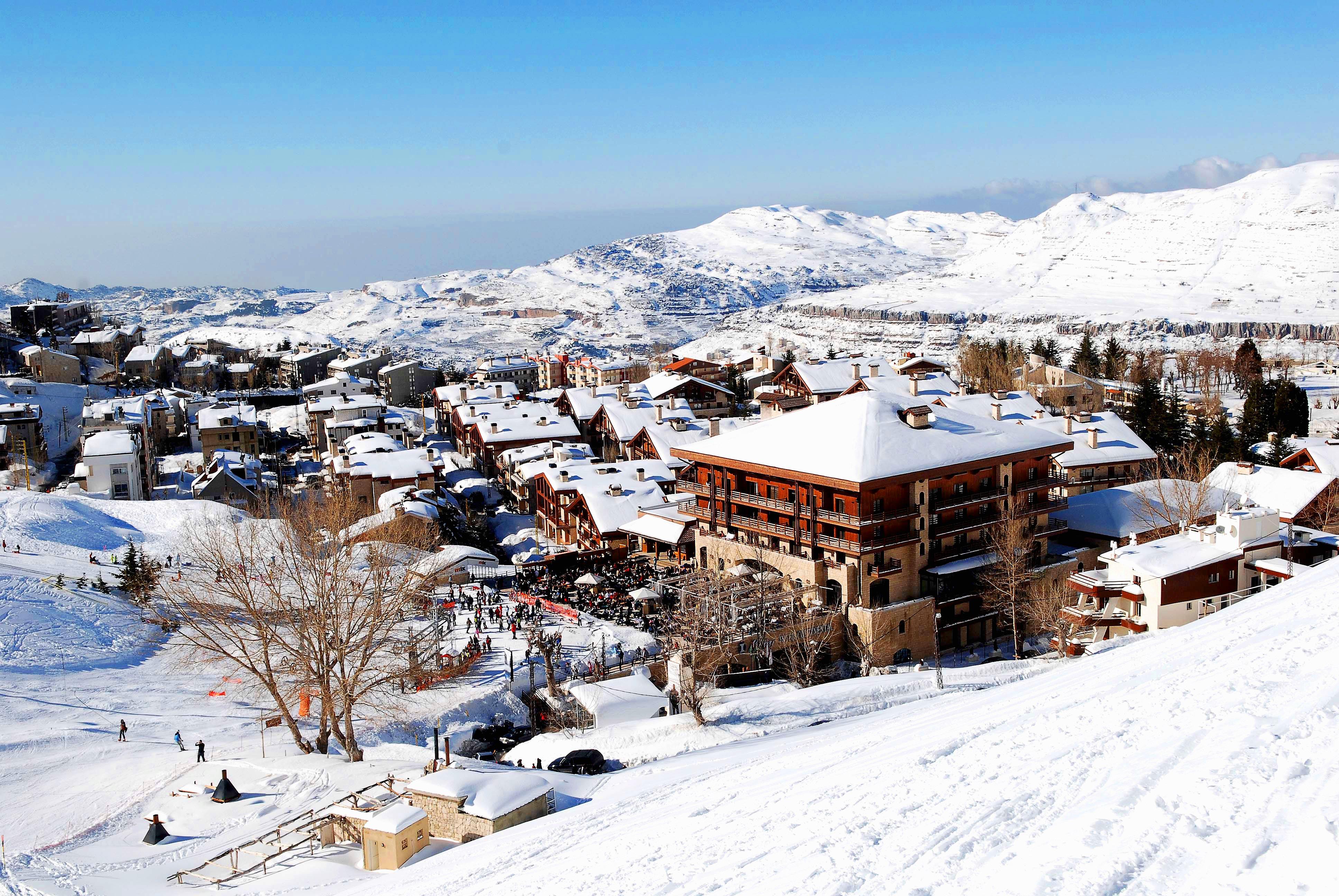 weekenduae Lebanon Mzaar