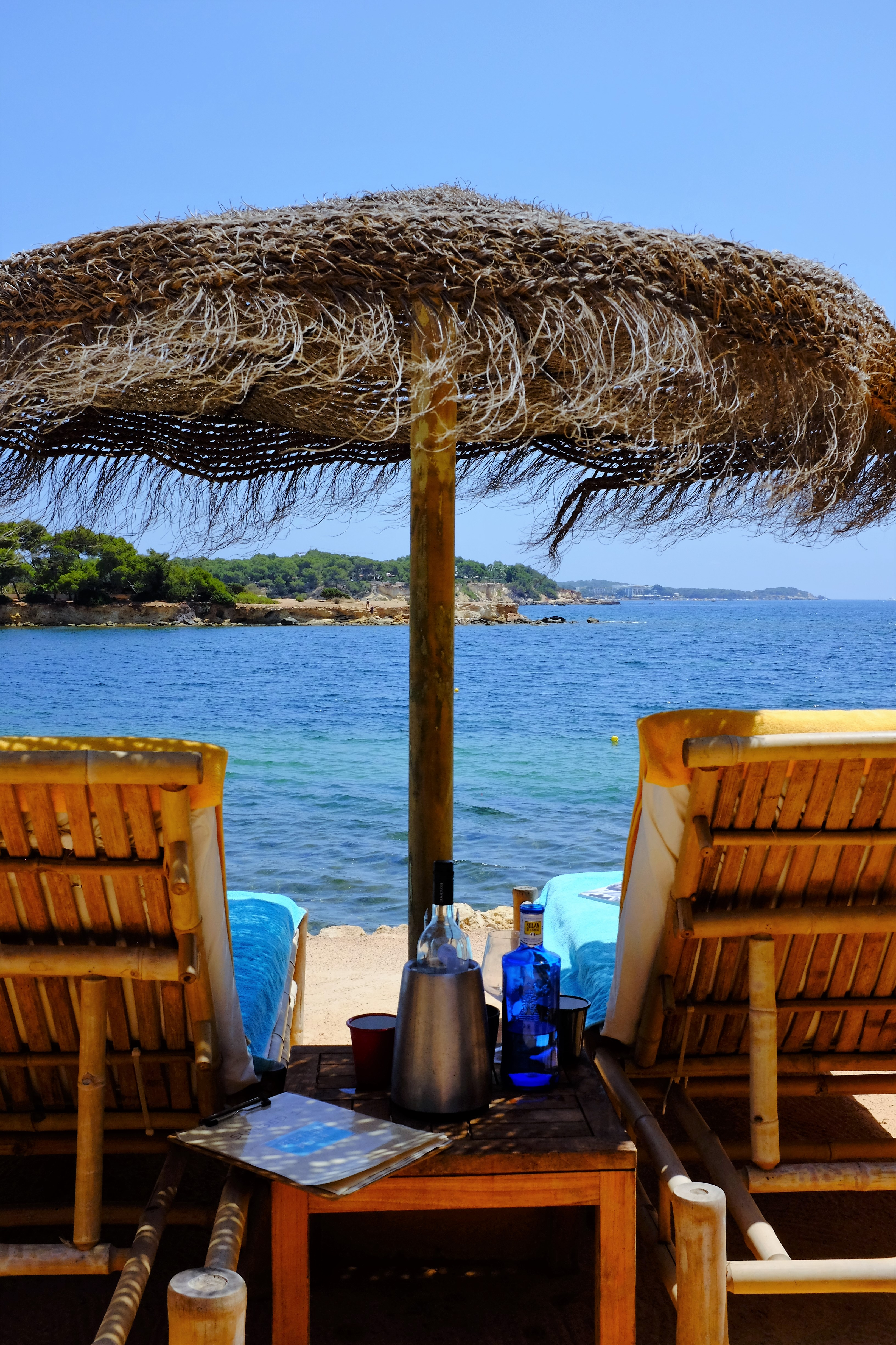Casual Dining at Babylon Beach in Ibiza, Spain | Weekend