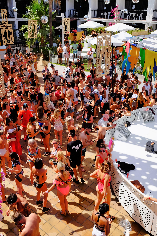 Ibiza Rocks Hotel In Ibiza Spain Weekend Ideas For The Uae